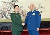 Coopération de défense, pilier des relations Vietnam - Chine
