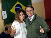 Bolsonaro élu président