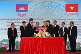 Tây Ninh et Kampong Cham signent une convention de coopération pour 2018-2022