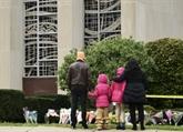 Les Américains rendent hommage aux 11 fidèles tués dans une synagogue