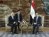 La Chine et l'Égypte conviennent de renforcer leur coopération en matière de développement