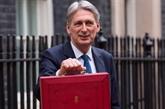 Le Royaume-Uni présente un budget phagocyté par le Brexit