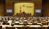 L'Assemblée nationale interrogera les membres du gouvernement cette semaine
