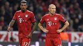 Ligue des champions: le Real tombe, dure soirée pour le Bayern et ManU