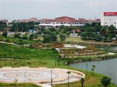 Le parc Van Lang, perle de la ville de Viêt Tri
