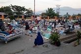 L'Indonésie mobilise de l'aide pour régler les conséquences du séisme