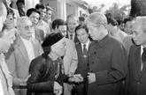 Le peuple vietnamien regrette l'ancien secrétaire général du PCV, Dô Muoi