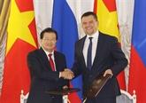 Le Comité intergouvernemental Vietnam - Russie tient sa 21e réunion