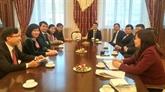Hanoï resserre ses liens avec la Russie et la République tchèque