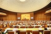 Les électeurs apprécient la qualité des débats des députés