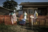 Ebola au Congo: résolution de l'ONU pour intensifier la lutte