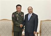 Le Vietnam consolide toujours son amitié traditionnelle avec le Cambodge