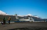 Russie: des tests de missiles au large de la Norvège