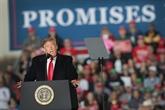 Donald Trump veut mettre fin au droit du sol aux États-Unis