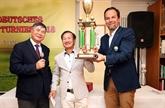 Quelque 70 golfeurs au tournoi d'amitié Allemagne - Vietnam 2018