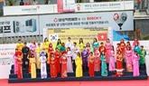 Les femmes vietnamiennes d'outre-mer préservent les valeurs culturelles