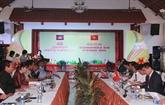 Vietnam - Cambodge: renforcement des échanges entre Dak Lak et Mondulkiri