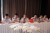 La 2e conférence des garde-côtes Vietnam - Chine à Vung Tàu