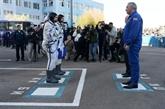 La Russie vise une reprise des vols habités vers l'ISS le 3 décembre