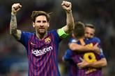 Ligue des champions: Neymar et Messi, les génies sont de sortie