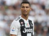 Cristiano Ronaldo rejette une accusation de viol,