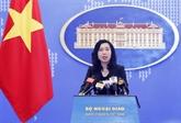 Le Vietnam appelle à des contributions positives à la paix et à la stabilité dans les mers et les océans