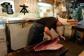 À Tokyo, l'adieu au mythique marché au poisson de Tsukiji