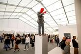 Rencontre entre ancien et nouveau monde de l'art à la Frieze de Londres