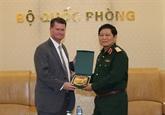 Dialogue sur la politique de défense entre le Vietnam et les États-Unis