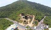 Des vestiges archéologiques à Hai Vân Quan