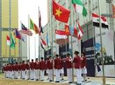 Asian ParaGames 2018: cérémonie de lever du drapeau de la délégation handisport vietnamienne