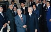 Condoléances au Vietnam pour le décès de l'ancien secrétaire général du PCV Dô Muoi