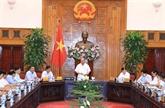 Le PM travaille avec les autorités de Ninh Thuân