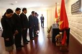 Cérémonies en mémoire de l'ancien secrétaire général Dô Muoi au Cambodge et en Australie