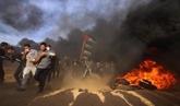 Des centaines de blessés dans des affrontements avec des soldats israéliens