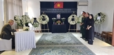 Hommage à l'ancien secrétaire général Dô Muoi à l'étranger
