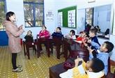L'environnement éducatif pour les enfants handicapés au centre d'un séminaire à Hanoï