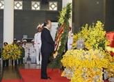 L'ancien secrétaire général Dô Muoi,