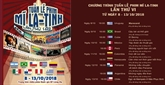 La 6e Semaine du film latino-américain s'ouvrira à Hanoï