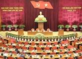 Clôture du 8e plénum du Comité central du PCV du XIIe mandat