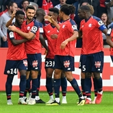 L1: Lille impressionne, l'attente grandit avant PSG - Lyon