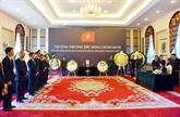 Cérémonies en mémoire de l'ancien secrétaire général du PCV, Dô Muoi, à l'étranger