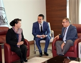 La présidente de l'Assemblée nationale vietnamienne arrive en Turquie