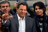 Brésil: Fernando Haddad, l'héritier de Lula