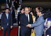 Les médias japonais publient une interview du Premier ministre