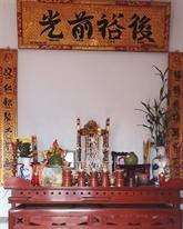 Le culte des ancêtres - une belle tradition du Vietnam