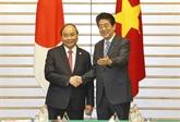 Renforcer le partenariat stratégique Vietnam - Japon