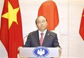 Vietnam - Japon: les deux Premiers ministres président un point presse conjoint