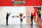 Marathon de Chicago: première et record d'Europe pour Mo Farah