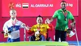 Asian ParaGames 2018: le Vietnam décroche une deuxième médaille dor
